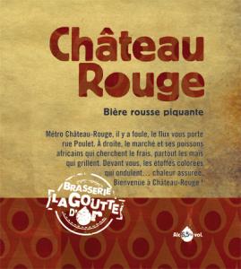 La Goutte d'Or Chateau Rouge