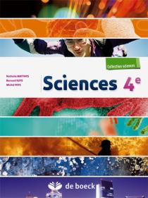 Sciences De Boeck 4eme Couv