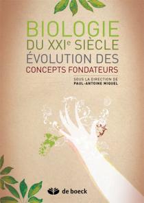 Biologie XXe siecle De Boeck Couv