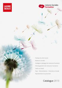Liaisons Sociales Catalogue Couv
