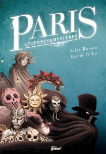 Paris Légendes et Mystères Couv
