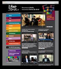 Site web Lamy Axe Droit Aperçu