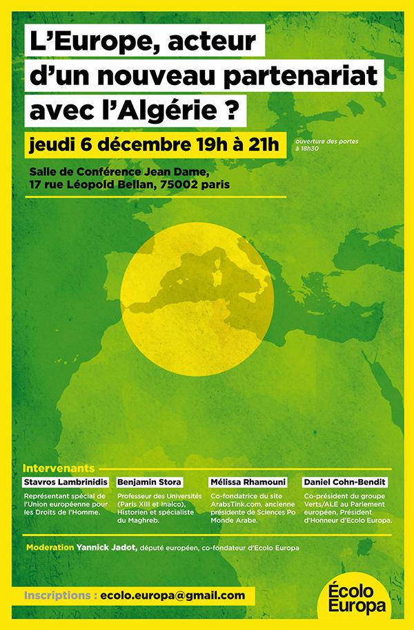 Europe Ecologie Algérie