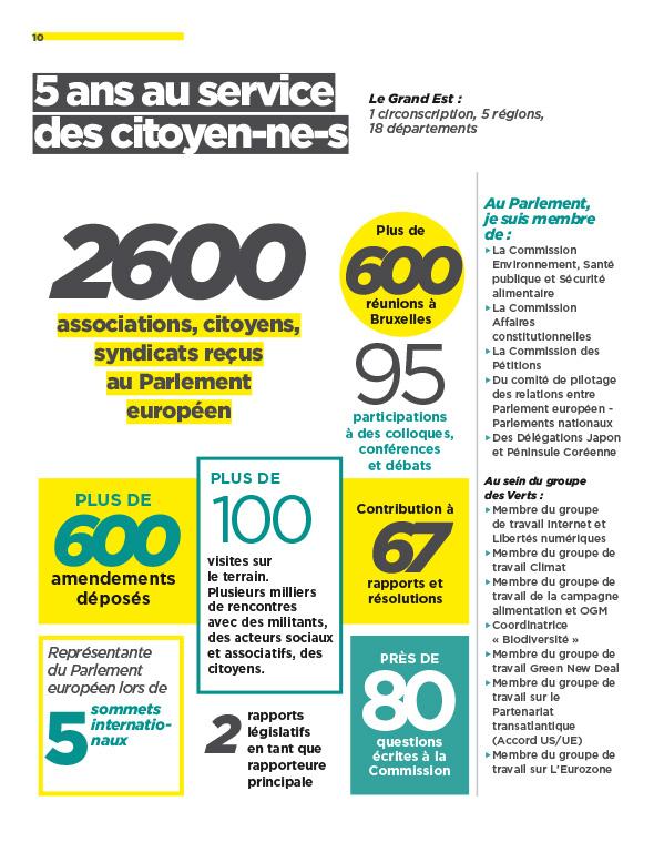 Europe Ecologie Sandrine Bélier