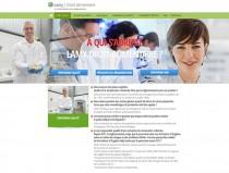 Site promotion Lamy Droit Alimentaire