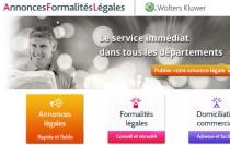Annonce Formalités Légales