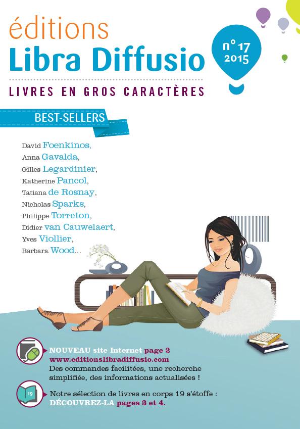 Libra Diffusio, catalogue 2015