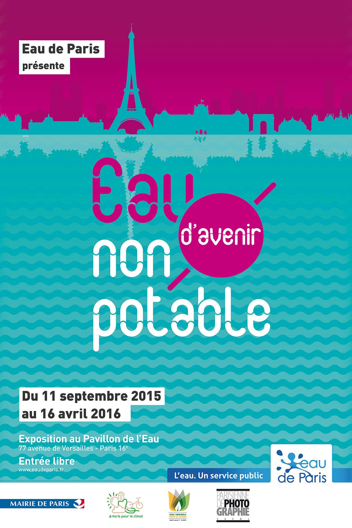 """Exposition """"Eau potable, eau d'avenir"""""""