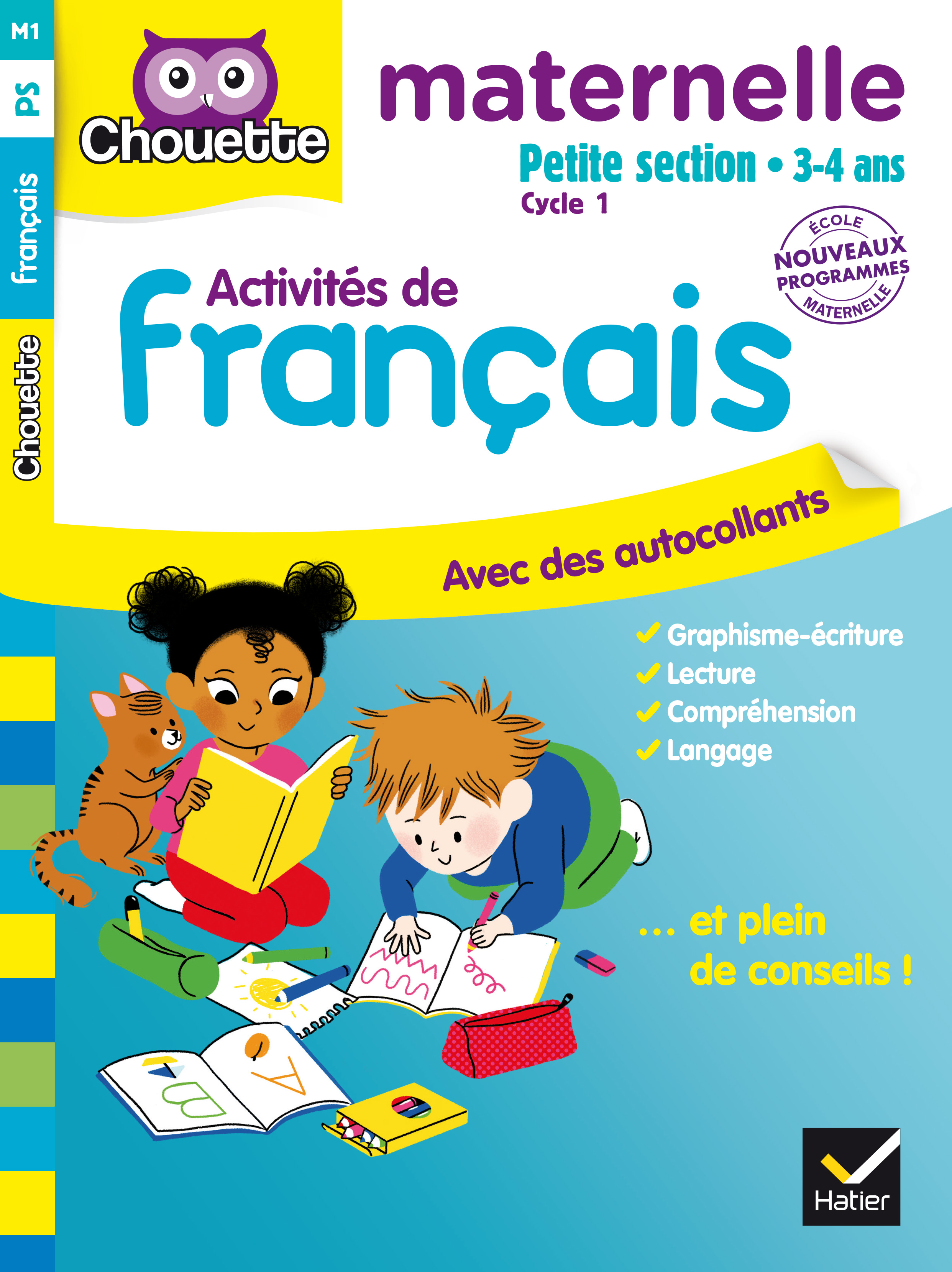 Collection Chouette Maternelle – Hatier Parascolaire
