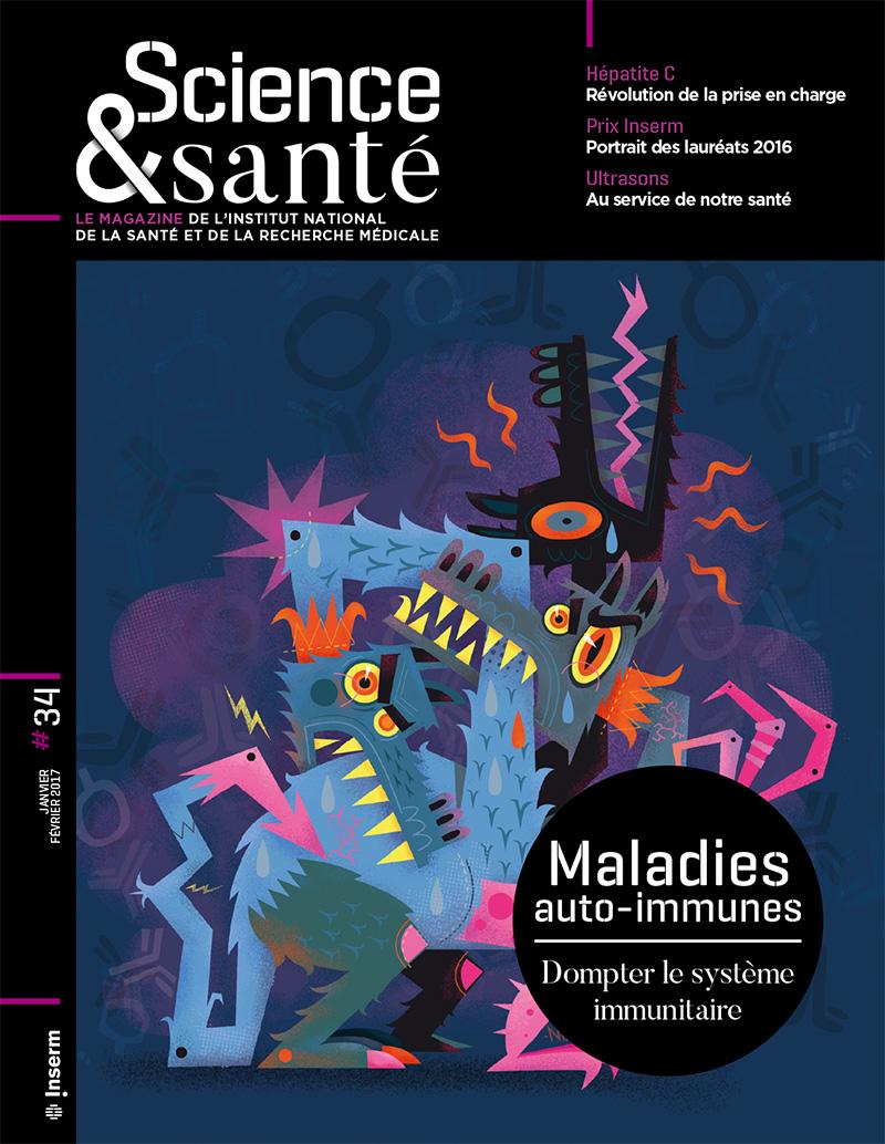 Nouvelle formule du magazine Science et Santé – INSERM