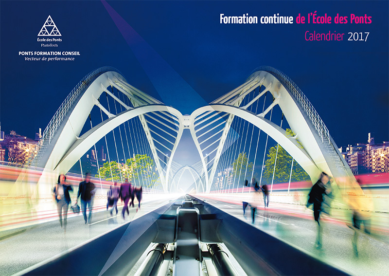 Ponts Formation Conseil – catalogue des formations 2017