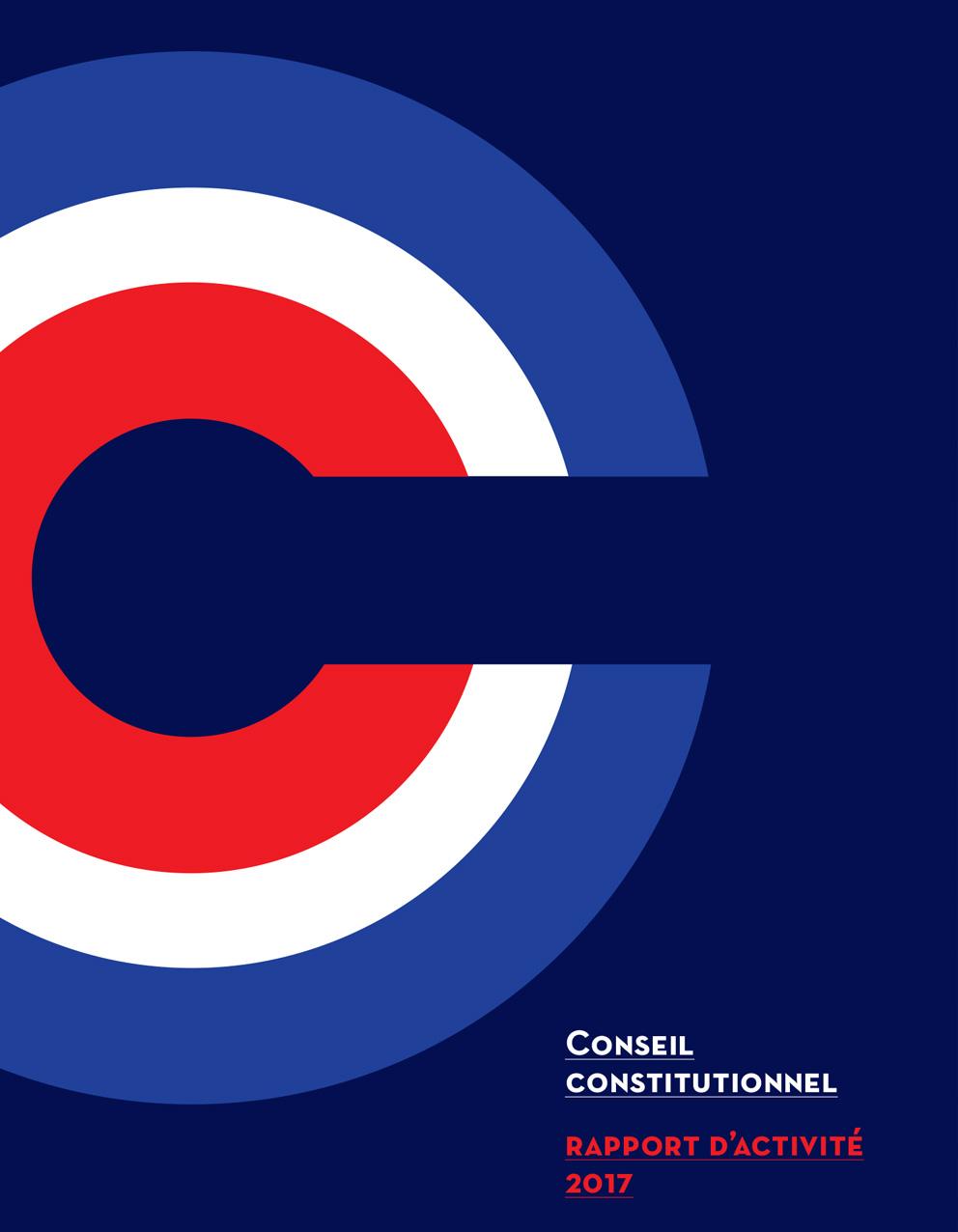 Conseil Constitutionnel – Rapport d'activité